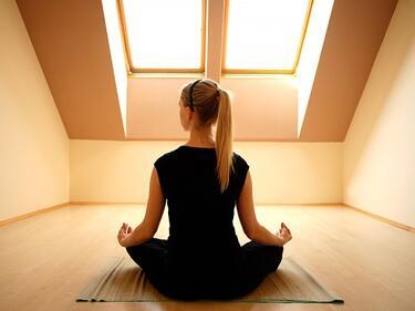 10 минути медитация на ден правят чудеса