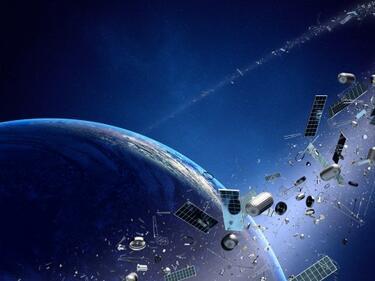 НАСА: САЩ изхвърлиха най-много боклук в Космоса за година