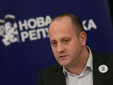 "Радан Кънев: Цветанов и Пеевски си поделят властта в ""Борисов 3"""