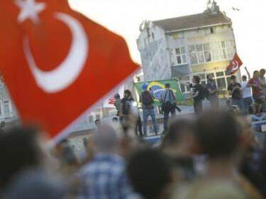 Турските журналисти протестират срещу натиска върху медиите