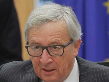 Юнкер: ЕС реже Турция, ако върне смъртната присъда