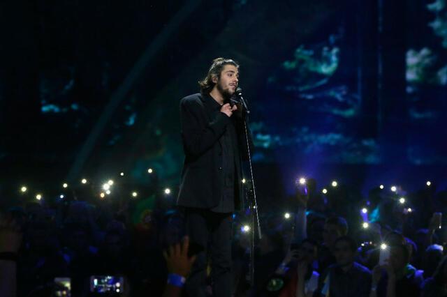 Изключителен успех на Кристиян на Евровизия! България втора след Португалия (ВИДЕО)