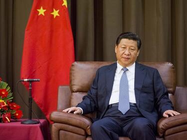 """Китай ще инвестира 124 млрд. долара в нов """"Път на коприната"""""""