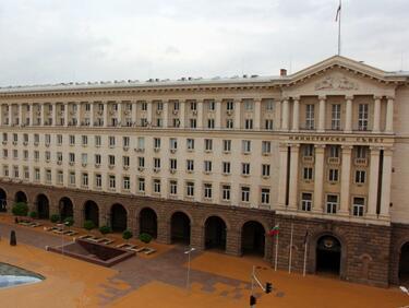 Нова серия заместник-министри назначи Борисов