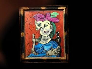 Продадоха творба на Пикасо за колосалните 45 млн. долара