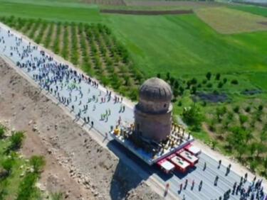 Ето как Турция се грижи за паметниците на културата (ВИДЕО)