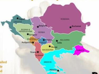 Великите сили в ООН скочиха срещу обединение на Албания и Косово