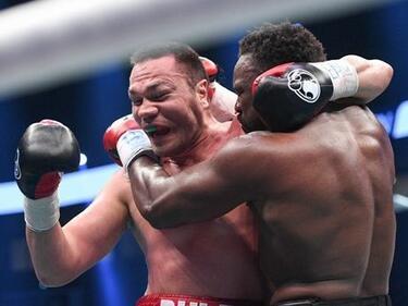 Окончателно: Джошуа първо дава реванш на Кличко, после идва ред на Кобрата