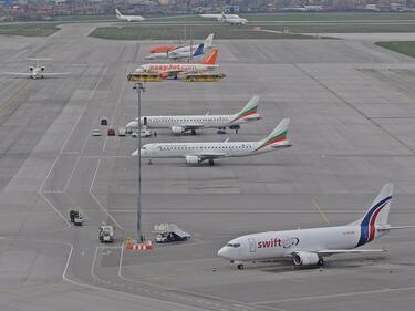 Развилнял се пътник отклони полет от София за Лондон