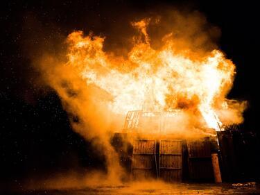 Серия от взривове в колумбийски завод