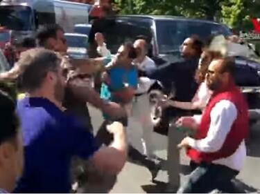 САЩ ще обвини двама охранители на Ердоган