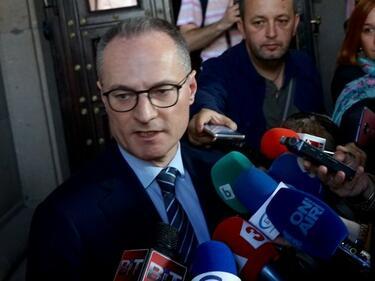 Върховният съдия поиска среща с премиера, Борисов го прие