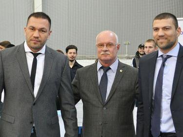 Кобрата: Няма да чакам Джошуа и Кличко, искам мач (ВИДЕО)