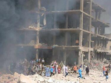 Втори атентат в Багдад само за няколко часа