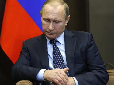 Путин си направи шега с климата и с Тръмп (ВИДЕО)