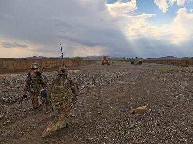 Турция: САЩ предупредиха - започват битка срещу джихадистите за Рака