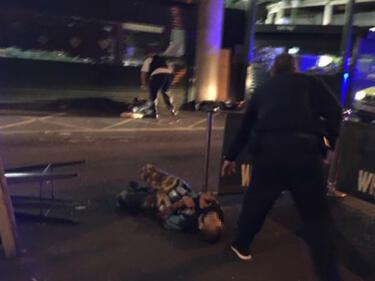 Разкриха името на българина, ранен при атентата в Лондон
