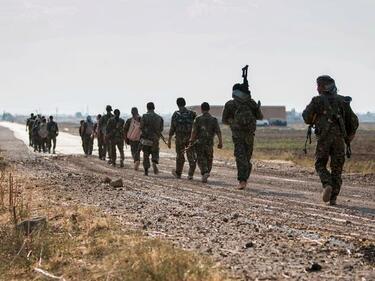 """Започна битката срещу столицата на """"Ислямска държава"""" - Рака"""