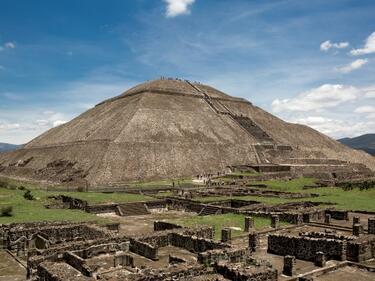 Разкриха доказателства за смъртоносната игра на ацтеките (ВИДЕО)