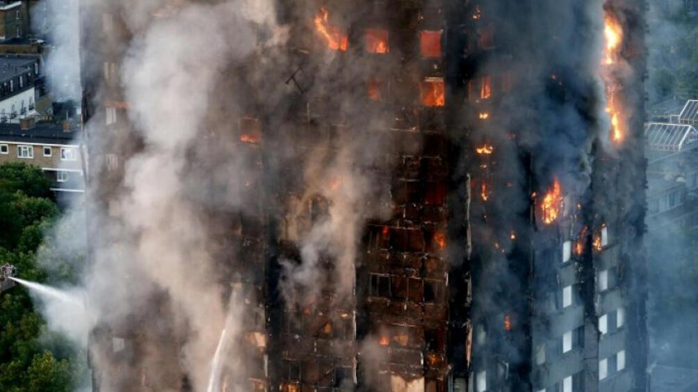 Броят на жертвите на пожара в лондонския жилищен блок
