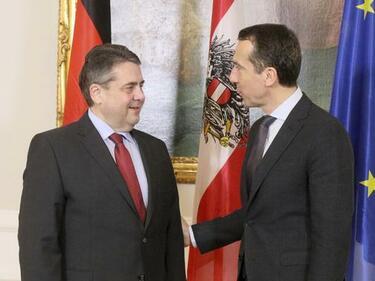 Германия и Австрия скочиха срещу САЩ заради новите санкции срещу Русия