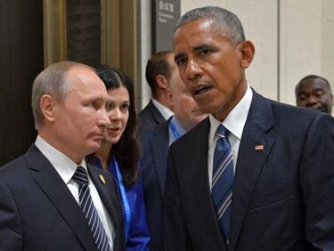 При Обама кризата в Сирия била на крачка от разрешаване