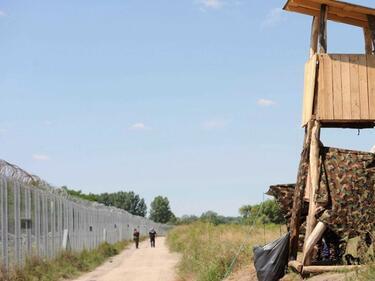 """Още 5 км ограда и границата с Турция е """"затворена"""""""