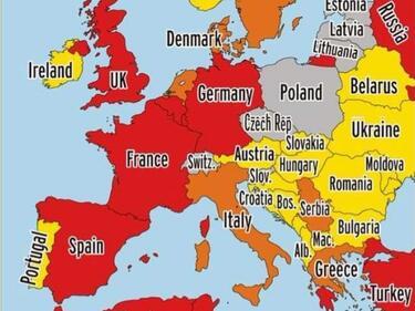 ООН: Джихадистите зарязват Ирак и Сирия, насочват се към Европа