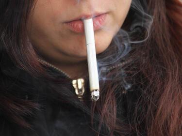 България води световната класация по момичета-пушачки