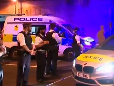 Отново терор в Лондон, този път срещу мюсюлмани!(ДОПЪЛНЕНА/ВИДЕО)