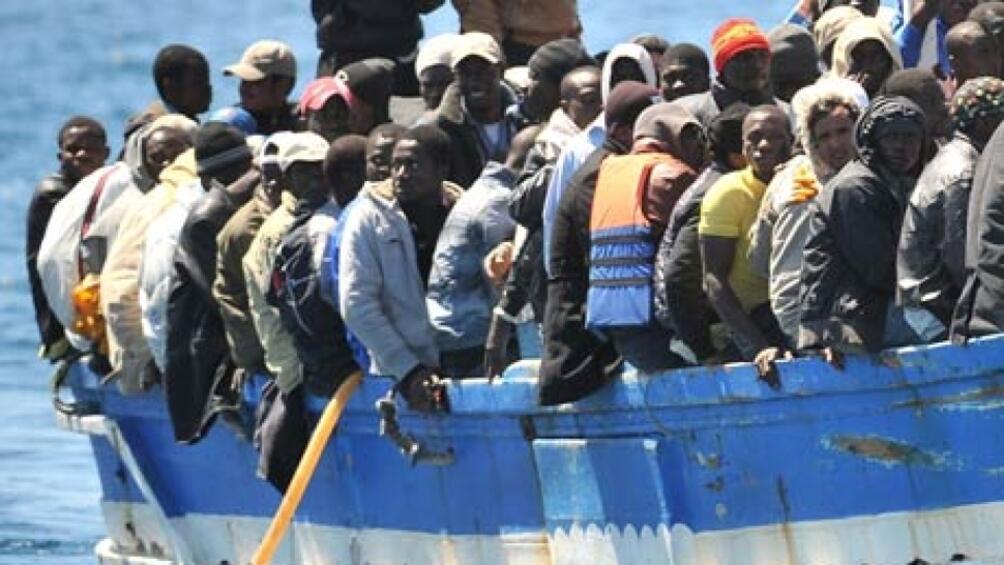 Маршрутът за мигрантите от Африка и Близкия изток през Средиземно