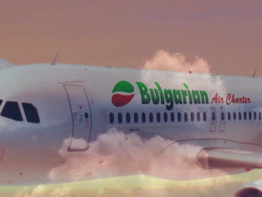 """Уточнение! Самолет на """"Българиън еър чартър"""" бе евакуиран снощи в Щутгарт"""