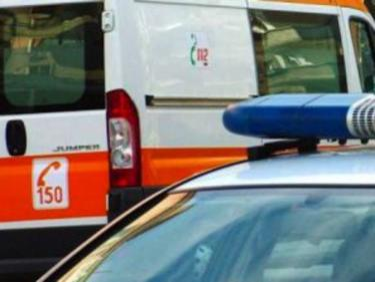 Възрастен шофьор блъсна моторизиран полицай във Варна