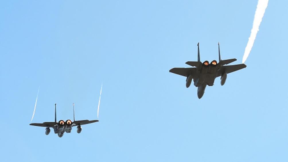 Снимка: САЩ свалиха ирански безпилотен самолет в Сирия