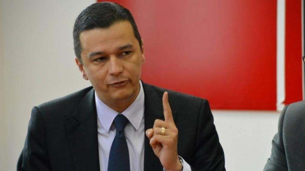 Румънският парламент свали от власт правителството на Сорин Гриндяну, предаде