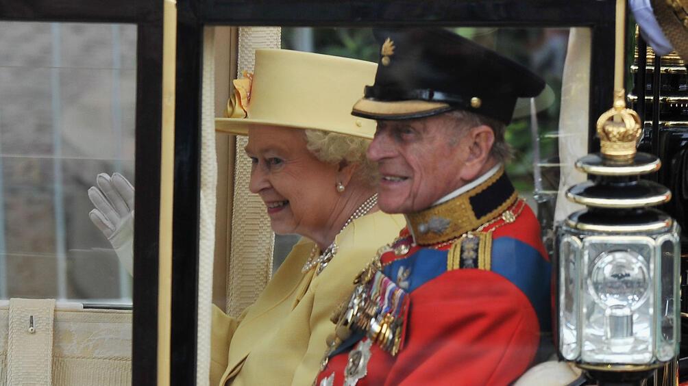 Снимка: Съпругът на британската кралица влезе в болница