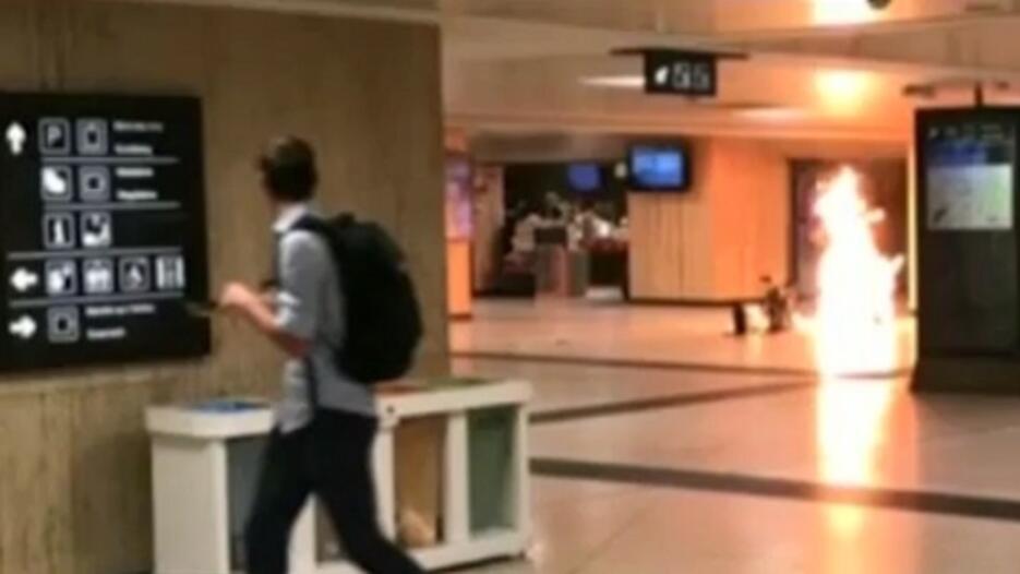 Белгийските власти проспаха пореден терорист, който по една случайност не