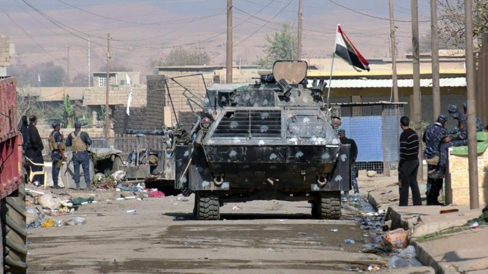 """Окупацията на Мосул от """"Ислямска държава"""" на практика вече остана"""