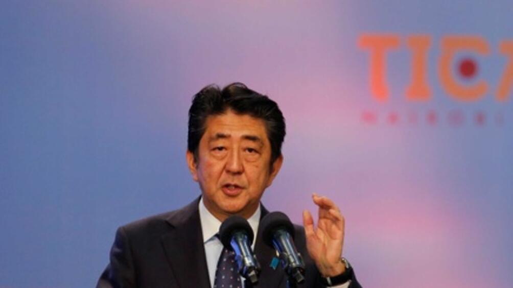 Японският премиер Шиндзо Абе обеща да ускори процеса на подготовка