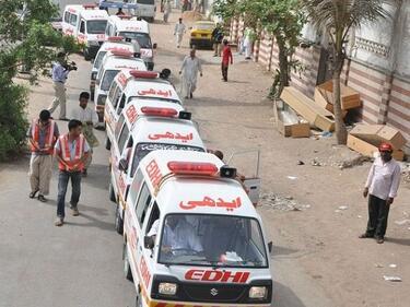 Ужасяващ атентат в Пакистан: Бомба-играчка уби шест деца