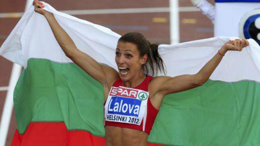 Най-бързата бяла жена на планетата Ивет Лалова се реваншира за