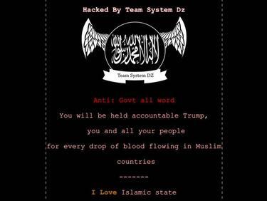 Хакери-джихадисти атакуваха правителствени уебсайтове в САЩ (СНИМКА)