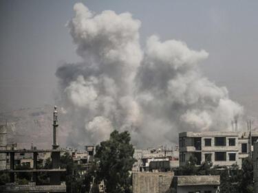 Въздушен удар на САЩ по джихадистки затвор уби най-малко 57 души