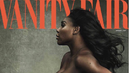 Бременната Серина Уилямс показа плът за Vanity Fair