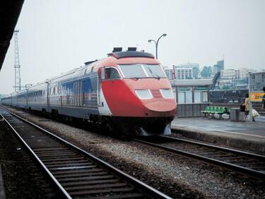 Сигнал за бомба спря влака Варшава-Берлин