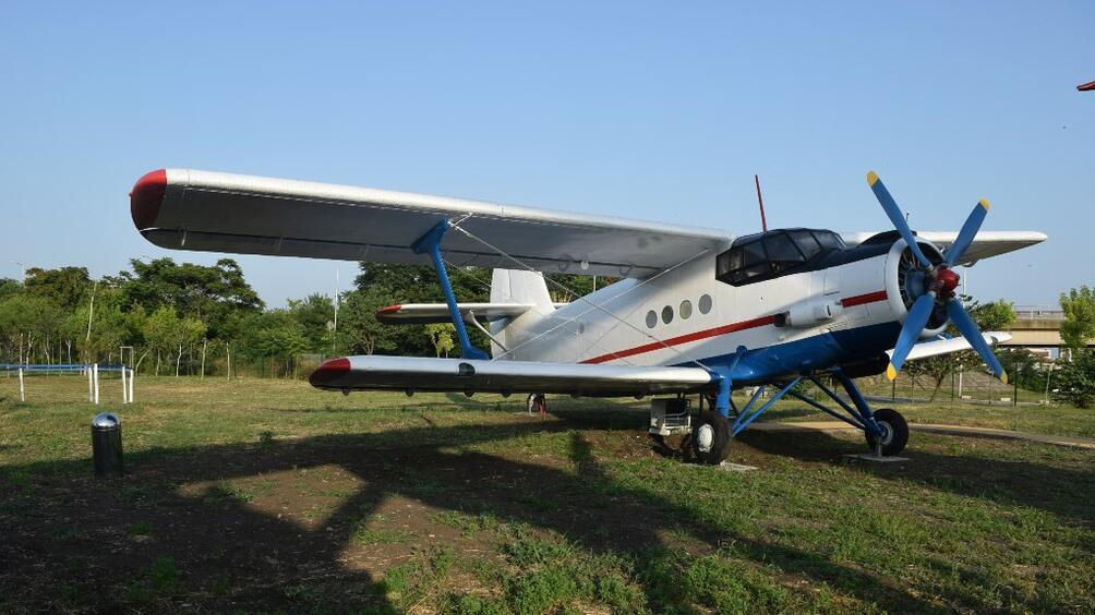 Авиационният музей беше официално открит в деня, в който се