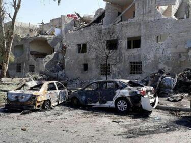 21 вече са жертвите на атентата в Дамаск