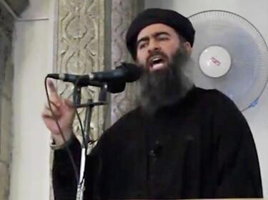 """Ирак: Лидерът на """"Ислямска държава"""" е убит! Джихадистите го оплакват (СНИМКИ 18+)"""