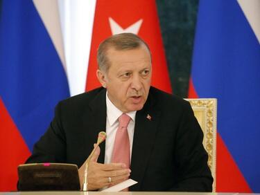 "Ердоган: Не съжалявам, че нарекох европейски лидери ""нацисти"""