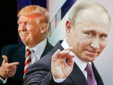 Тръмп и Путин се видяха! И пак не мина без гаф на президента на САЩ (ВИДЕО)